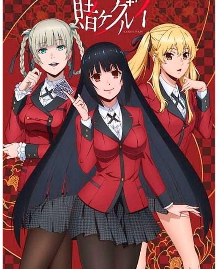 19+ The Anime Kakegurui