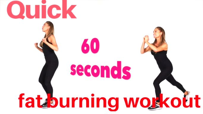QUICK FAT BURNING WORKOUT – THIS WEIGHT LOSS WORKOUT YOU CAN DO AT HOME AND THES…