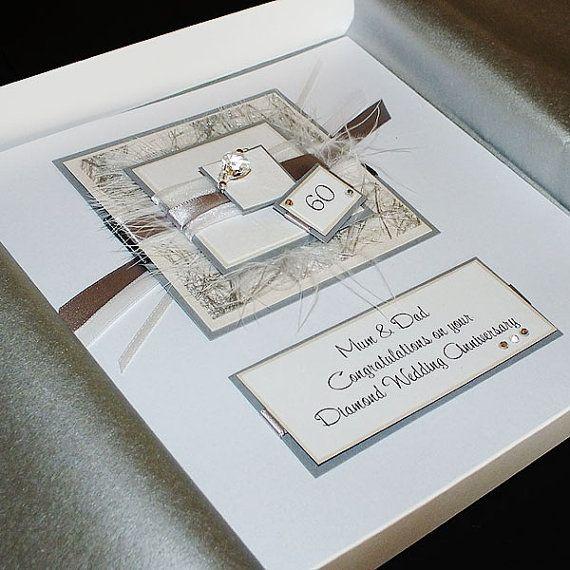 Diamond Wedding Anniversary Gifts For Grandparents