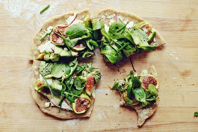 ... Ways to Top Your Next Pizza | Figs, Goat Cheese and Goat Cheese Pizza