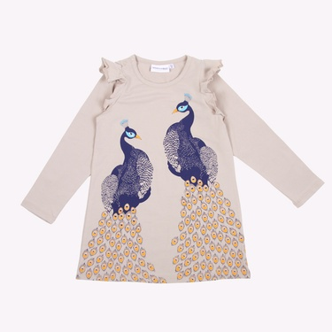 peacock dressKids Style, Minis Dog Qu, Kids Stuff, Kids Fashion, Kids Clothing, Peacocks Dresses, Rodini Peacocks, Minis Rodini, Minis Clothing