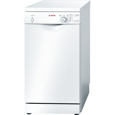 BOSCH SPS40E32GB Serie 2 Slimline Freestanding Dishwasher - White   #bosch #dishwasher #AtlanticElectrics