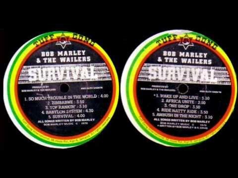 Babylon System . Bob Marley & The Wailers . 1979 - YouTube