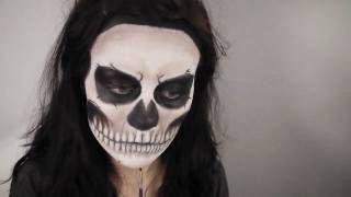 skelet make up kinderen - Google zoeken