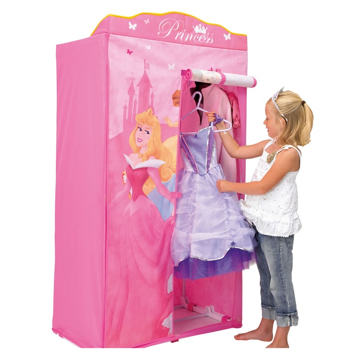 Princess Tiana Bedding Princess closet | GM | Pinterest