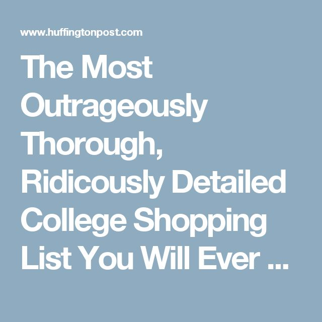 25+ unique College shopping lists ideas on Pinterest College - shopping lists