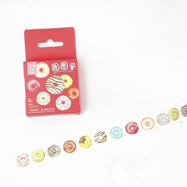 Donut Dream Washi Tape 15mmx7m