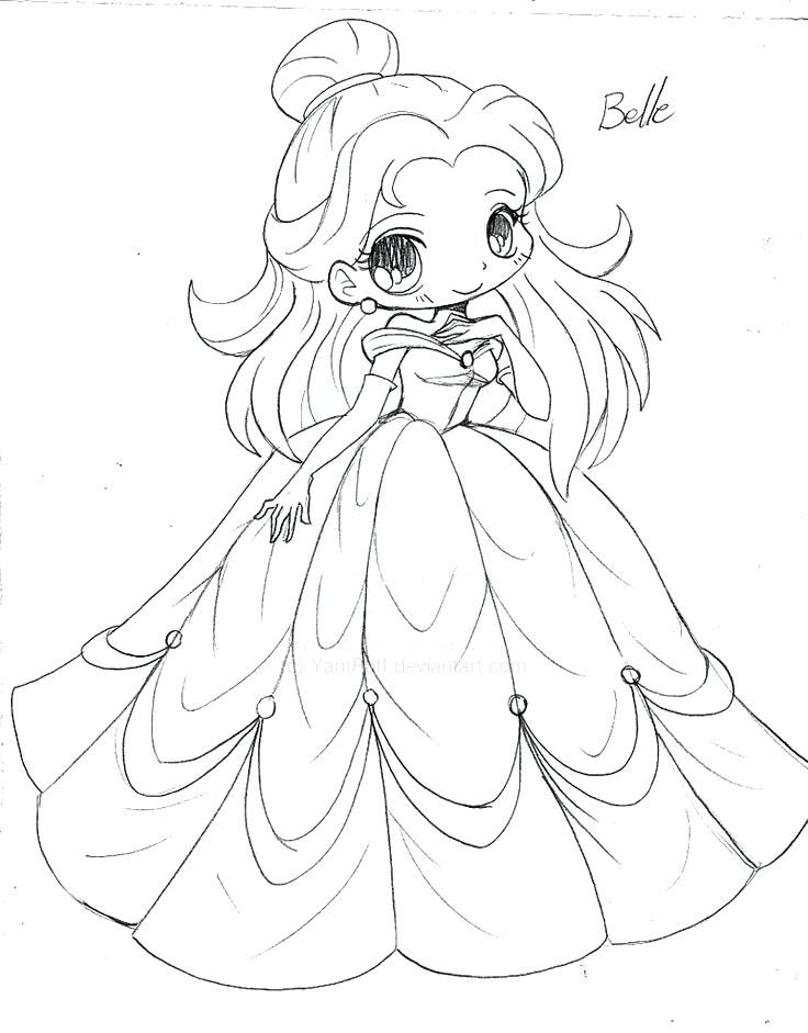 Awesome Anime Chibi Coloring Pages 25 Chibi Coloring Pages Disney Princess Coloring Pages Princess Coloring Pages