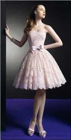 Идеальное платье на выпускной фото