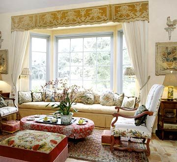 Window treatment/seating