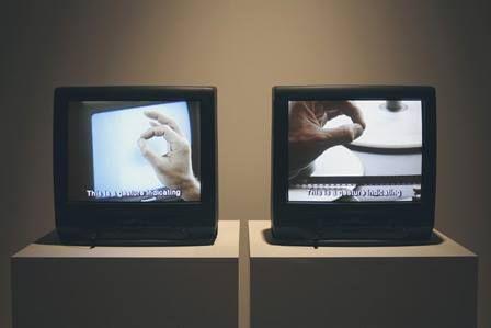 Harun Farocki. Interfaces, 1995