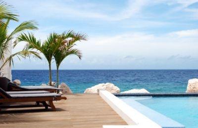 Pietermaai 78- Apartment Curacao aan zee met prive zwembad. Luxe Appartmenten PM78 Urban Oasis Curacao.