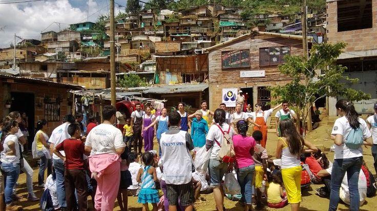 Control paramilitar en la vereda Granizal de Bello. 19 julio, 2016