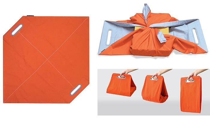 Furoshiki: para embalar seus presentes