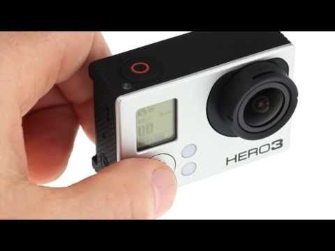 If your man is an adrenalin junkie, here's the perfect gift for him...a GoPro HERO3 Camera. Just be prepared for the replays...