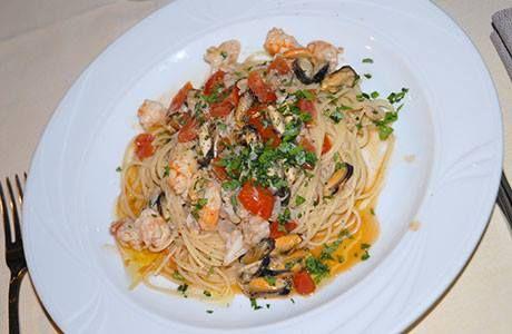 """Piatto n.18 """"Spaghetti alla Farmacia dei Sani""""   BLU&news"""