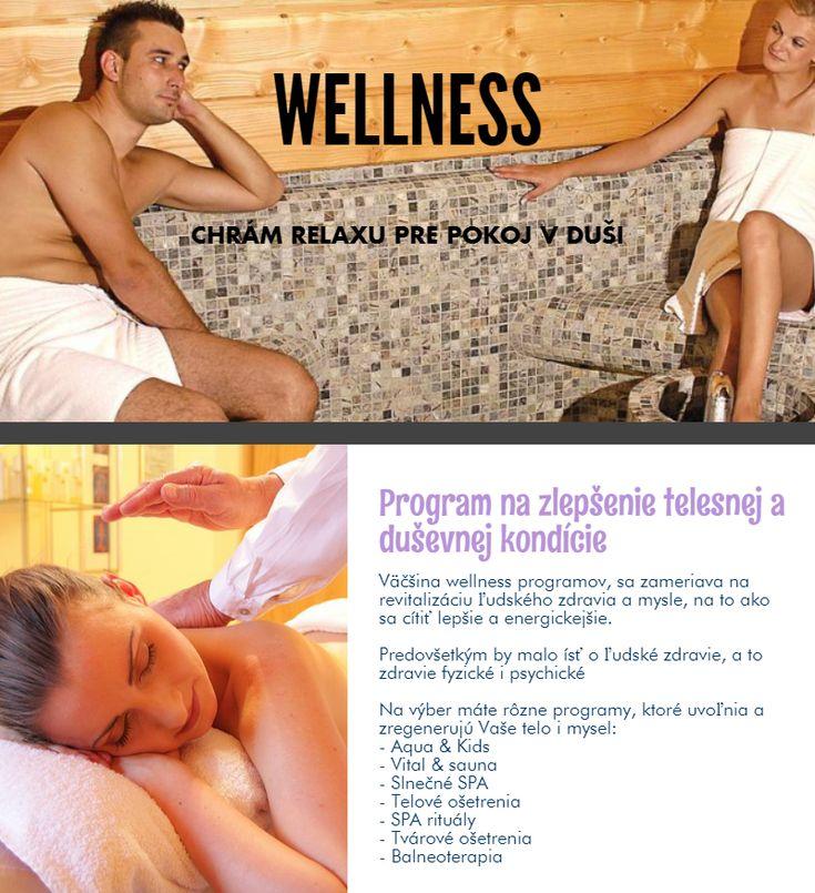 Wellness nie je iba o relaxe, má aj blahodárny vplyv na telesné a duševné zdravie.