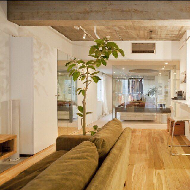 『Truck Furnitureのソファがある部屋』 Photo:hisaki73(RoomNo.369661) #RoomClip#interior#インテリア ▶︎この部屋のインテリアはRoomClipのアプリからご覧いただけます。アプリはプロフィール欄から #interiordesign#decoration#homedecor#ikea#interiors#myhome#decorations#livingroom#instahome#homedesign#homestyle#interiordecor#日常#日々#homedecoration#ソファ#homestyling#homeinterior#TruckFurniture#マイホーム#棚#家#観葉植物#ブルースタジオ#くらし#トラックファニチャー#リノベーション