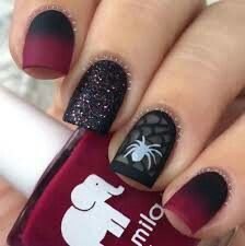 78 best cool nails images on pinterest nail arts nail scissors inspiring image black fashion halloween halloween nails lindo by lucialin resolution find the image to your taste prinsesfo Image collections