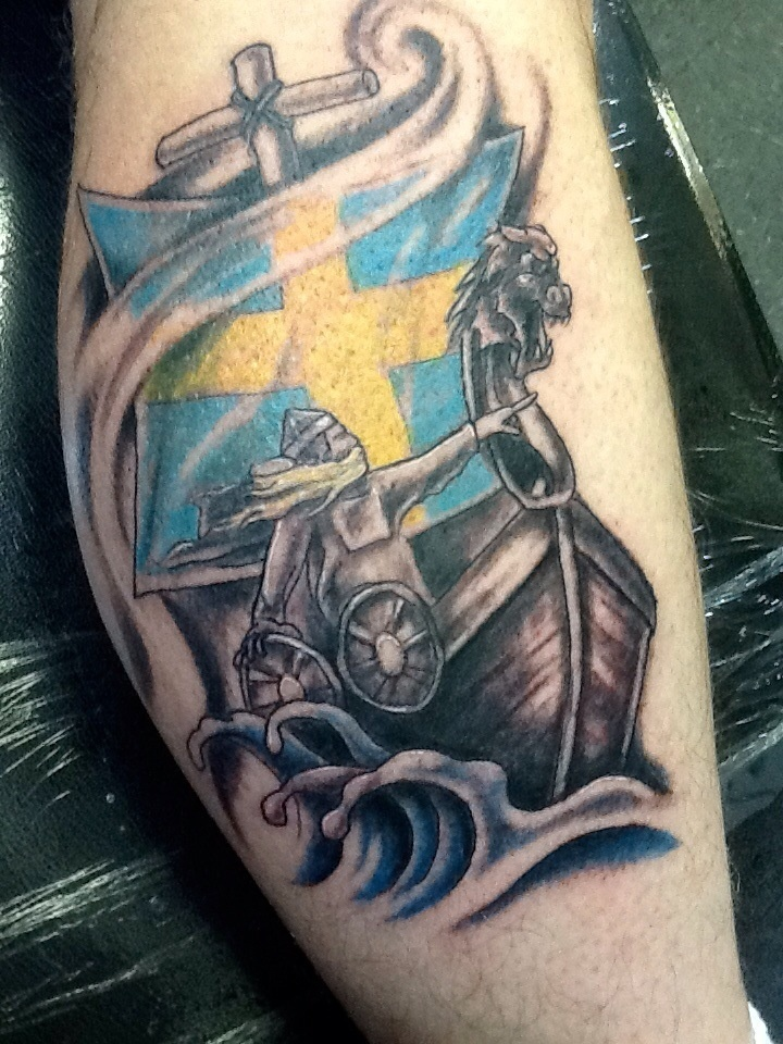 26 best images about tattoo art on pinterest small for Small viking tattoos