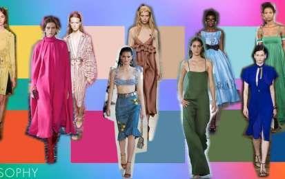 Tendenze Primavera/Estate 2017, i colori moda secondo Pantone [FOTO] - Pantone ha dichiarato la lista ufficiale dei colori moda della primavera/estate 2017. Ben 10, come ogni stagione, sono le nuance scelte, tra cui sfumature di verde, di rosa e d'azzurro.