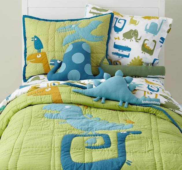 Детская комната с динозаврами | http://www.babyroomblog.ru/