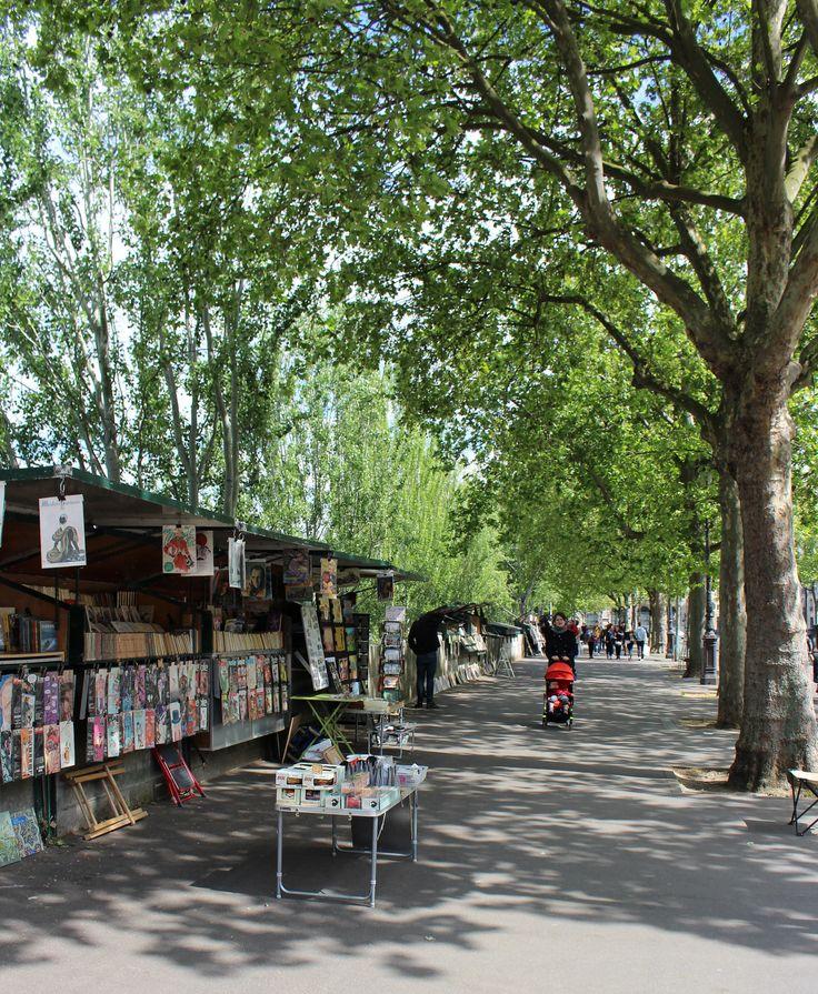 Along the Seine #Paris