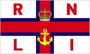 RNLI flat flag