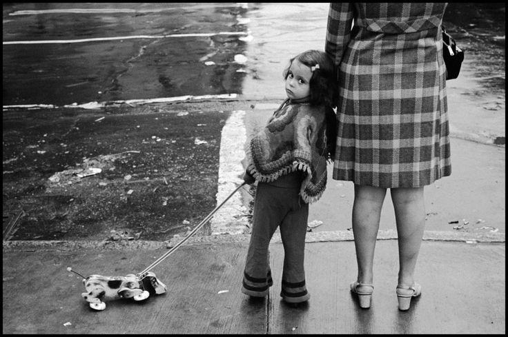 "federer7: "" USA. New York. 1974. Mulberry Street. The feast of San Gennaro. © Erich Hartmann/Magnum Photos """