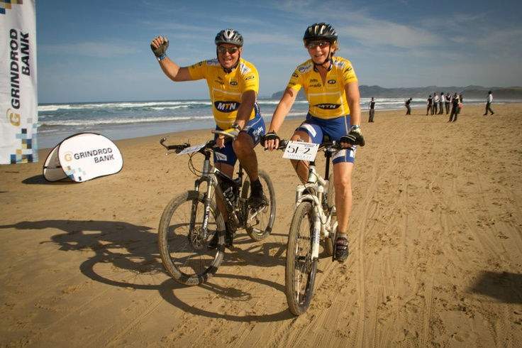 Travel to Umngazi to ride the Pondo Pedal mountain bike race on the Wild Coast in the Eastern Cape of South Africa..