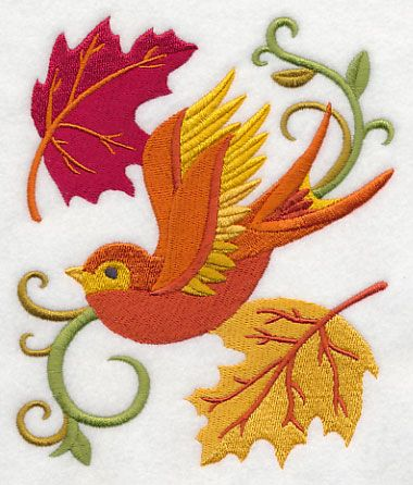 Machine Embroidery Designs at Embroidery Library! - Color Change - K4500 from Embroidery Library