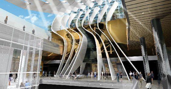 This Miami Theatre Embraces the Concept of Dine-In Cinema #movies trendhunter.com