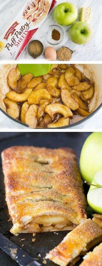 Apple Cinnamon Slab Pie