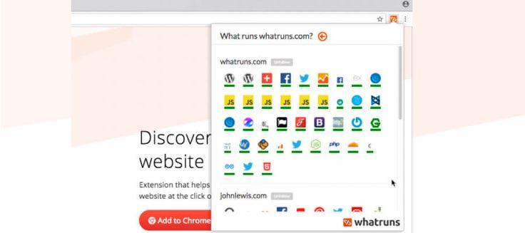 WhatRuns, la herramienta perfecta para espiar a tu competencia http://blgs.co/y2pGEq