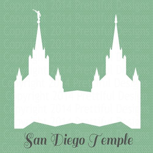 Prettiful Designs now has the Cardston and Calgary Alberta temple vectors!