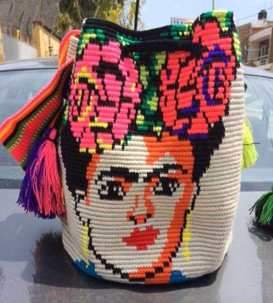 Frida Mochila Bag