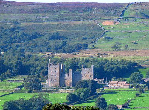 Bolton Castle.Wensleydale.