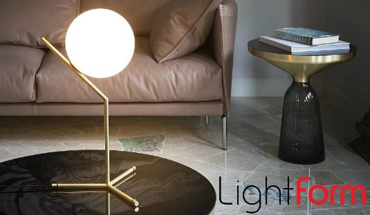 Here Is Another Amazing Lighting Store Full with Mid-Century Lamps!