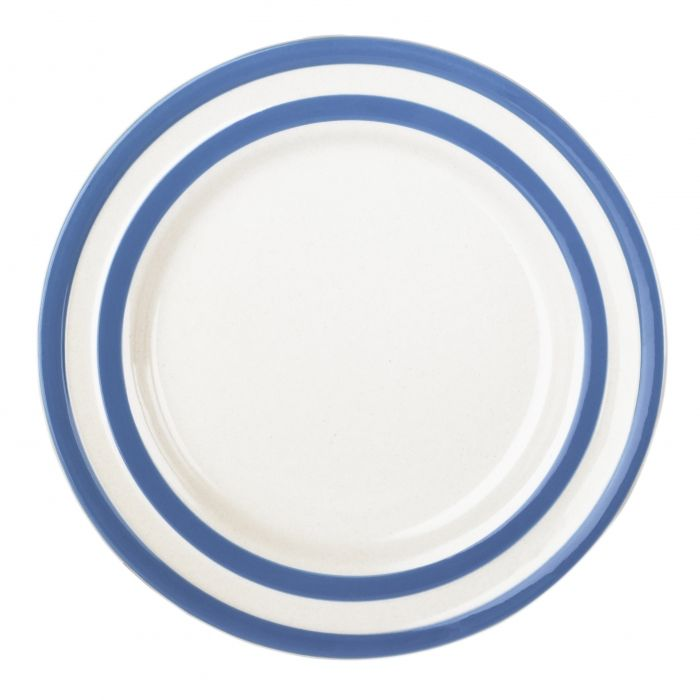 Set of four blue side plates (seconds) - Cornishware® – Classic British Kitchenware by T.G. Green £24
