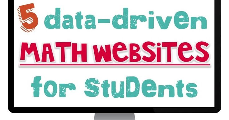 Upper Elementary Snapshots: 5 Data-Driven Math Websites for Students