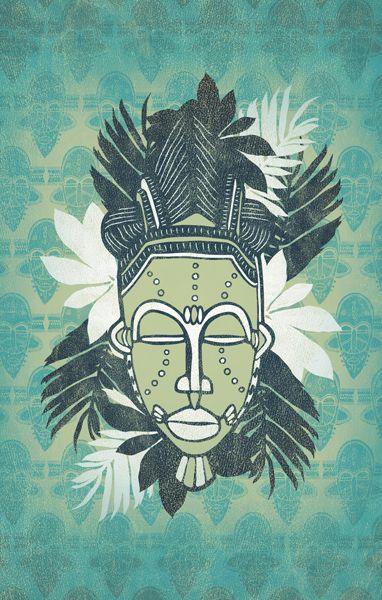 Mascara Africana                                                                                                                                                                                 Mais