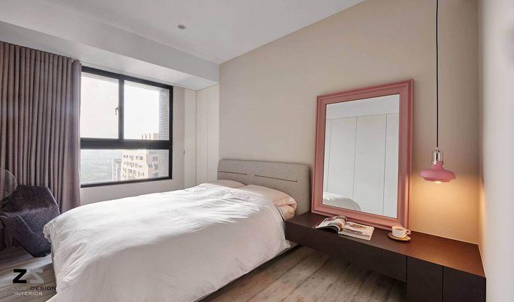 Taiwanese Apartment with Sleek, Modern Touches - http://freshome.com/taiwanese-apartment-with-modern-touches/