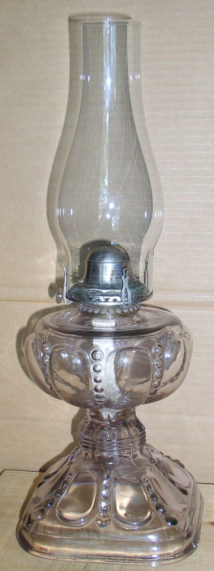 Regent antiques lights antique victorian oil lamp c 1860 - Kerosene Lamps Vintage Dewdrop And Petal Oil Lamp Sun Purple Tag Archive