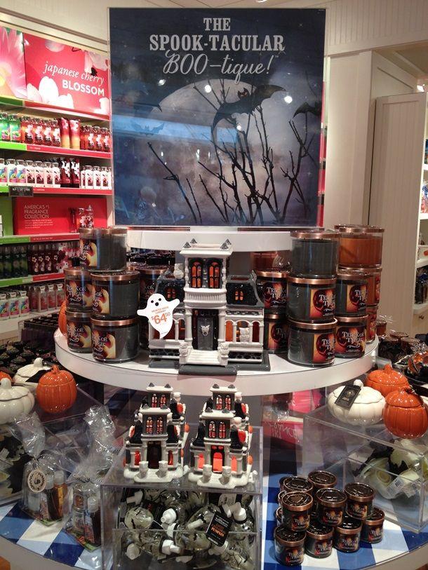Bath Body Works Spook Tacular Halloween 2014 Boutique Halloween