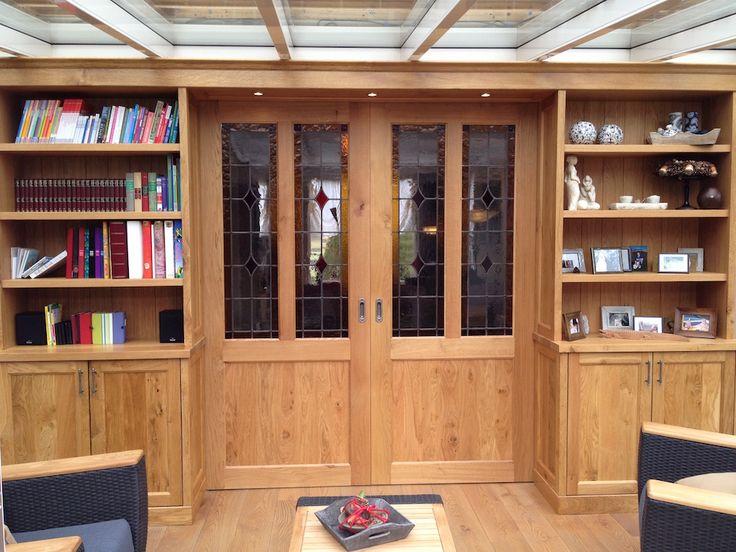 Voor familie Vlaar hebben we eenKamer en Suite kast gemaakt.De kast is gemaakt van eikenhout en afgewerkt met olie.