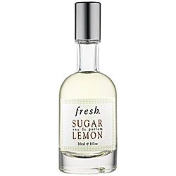 """One of the only """"sweet"""" scents I love... The sugary notes are balanced with a fresh lemony scent... Fresh - Sugar Lemon---- I hope they bring back the Fresh Strawberry Flower scent... I miss it!"""