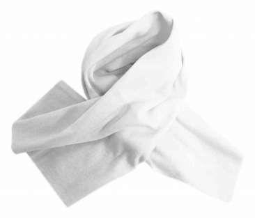 Schlauchtuch Weiß