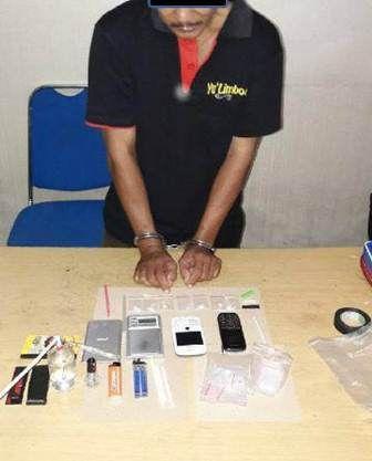 Pelaku Tertangkap, Polisi Sita 10 Paket Hemat Sabu   TRIBRATA NEWS JAWA TIMUR