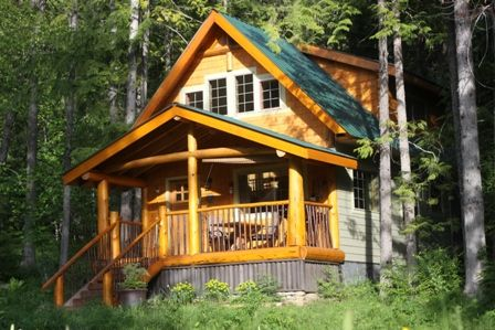 Kootenay - Wedgwood Manor Cabins For Rent Crawford Bay Kootenay Lake