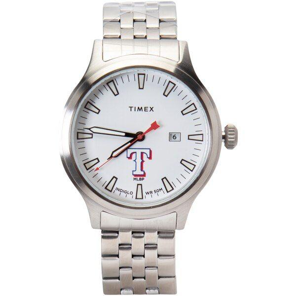 Texas Rangers Timex Top Brass Watch Texasrangers Rangers Top Timex Texas Rangers
